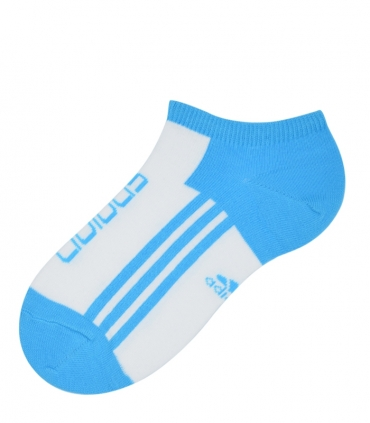 جوراب adidas آدیداس مچی سه خط پاشنه آبی