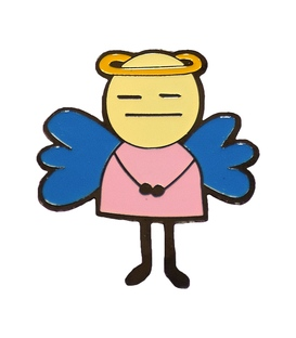 پین تاوی آرت طرح فرشته