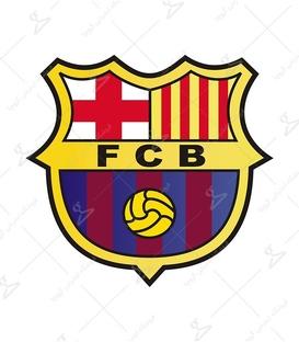 استیکر LooLoo طرح بارسلونا