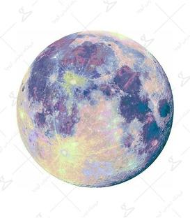 استیکر LooLoo طرح ماه