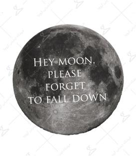 استیکر LooLoo طرح Hey Moon