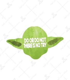 استیکر LooLoo طرح Yoda