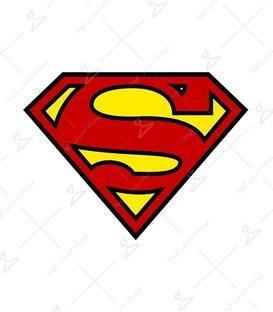 استیکر LooLoo طرح سوپرمن