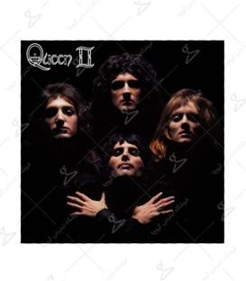 استیکر LooLoo طرح Queen