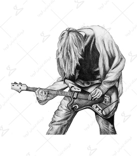 استیکر LooLoo طرح Rockers