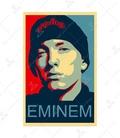 استیکر LooLoo طرح Eminem رنگی