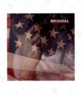 استیکر LooLoo طرح آلبوم Revival خط و ستاره