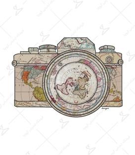 استیکر LooLoo طرح دوربین عکاسی