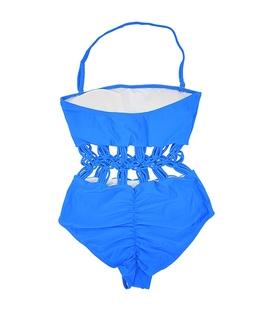 مایو Chynna Dolls یک تکه زنانه طرح مدل 215 آبی