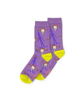 جوراب ساق دار نانو پاتریس طرح جودی ابوت