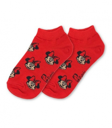 جوراب بچگانه نانو پاتریس طرح مینی موس (۳ تا ۶ سال)
