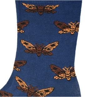 جوراب ساق دار Chetic طرح پروانه