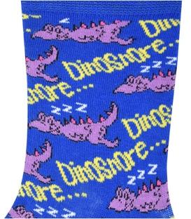 جوراب ساق دار Chetic طرح دایناسور خوابالو