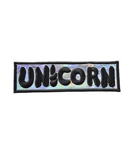 پچ حرارتی هولوگرامی طرح Unicorn