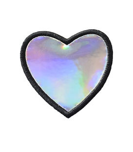پچ حرارتی هولوگرامی طرح قلب