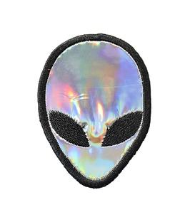 پچ حرارتی هولوگرامی طرح Alien