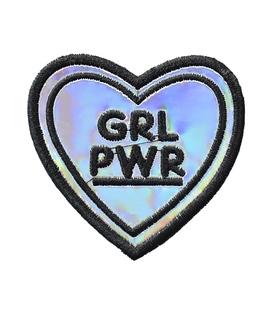 پچ حرارتی هولوگرامی طرح GRL PWR