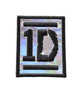 پچ حرارتی هولوگرامی طرح One Direction