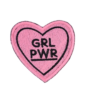 پچ حرارتی طرح GRL PWR صورتی