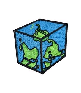 پچ حرارتی طرح مکعب زمین