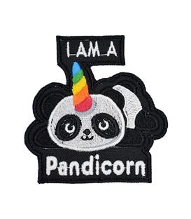پچ حرارتی طرح Pandicorn