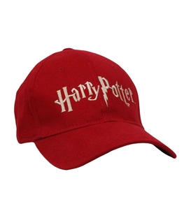 کلاه کپ طرح Harry Potter قرمز
