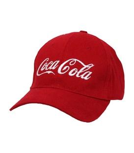 کلاه کپ طرح کوکاکولا قرمز