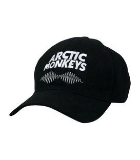 کلاه کپ طرح Arctic Monkey مشکی