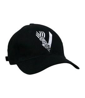کلاه کپ طرح وایکینگ مشکی
