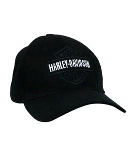 کلاه کپ طرح Harley-Davidson مشکی