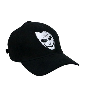 کلاه کپ طرح جوکر مشکی
