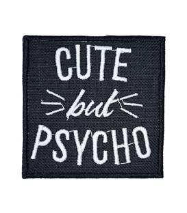 پچ حرارتی طرح Cute But Psycho