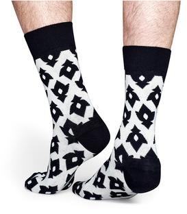 جوراب Happy Socks طرح Lily