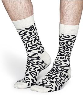 جوراب Happy Socks هپی ساکس طرح Artsy
