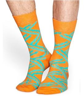جوراب Happy Socks طرح Chain
