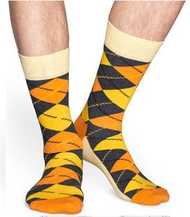 جوراب Happy Socks طرح Argyle