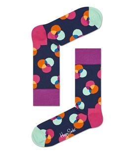 جوراب Happy Socks طرح Spectrum سرمهای
